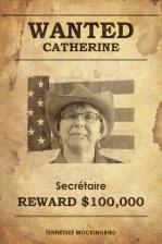 Catherine secretaire