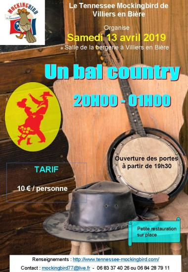 Flyer bal avril 2019